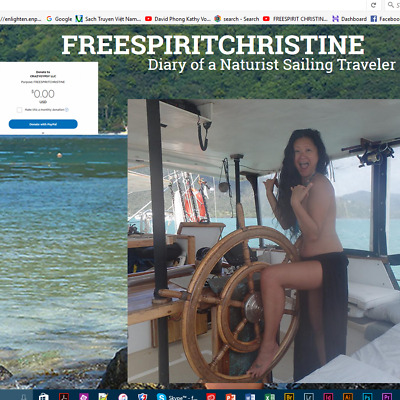 Support Young Traveler  Nudist Naturist web site ( IT IS  NOT related to SEX  )