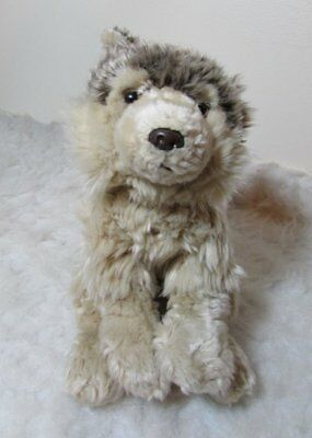 Retired Webkinz Signature Timber Wolf Plush Only No Code