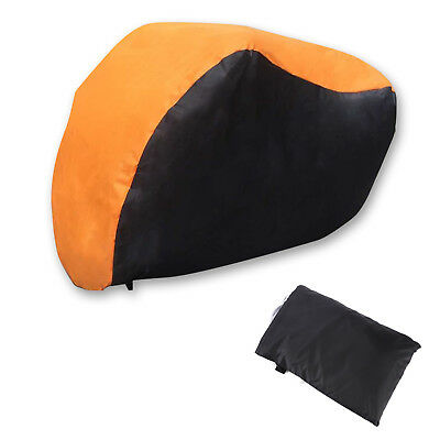 Waterproof Motorcycle Cover Motorbike Scooter Breathable Rain Protection Large
