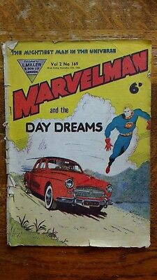 Marvelman # 169 Australian/British, Marvelman GOLDEN AGE