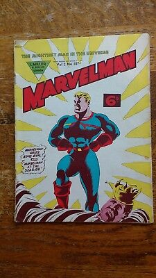 Marvelman # 107 Australian/British, Marvelman GOLDEN AGE