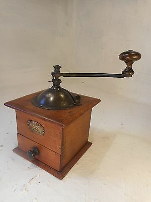 Vintage French Peugeot Freres Coffee Grinder   ref 3046