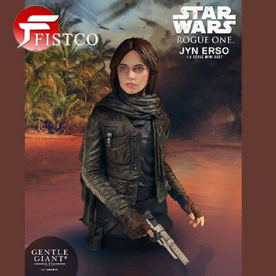 STAR WARS: Rogue One - Büste 16 Jyn Erso (Seal Commander)(Gentle Giant)