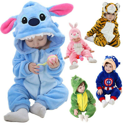 Toddler Infant Baby Boy Girl Costume Fancy Dress Clothes Halloween Party Cospaly