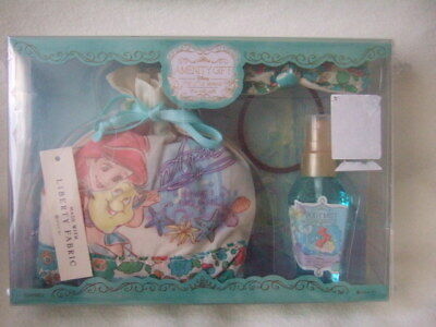 Disney the Little Mermaid Ariel liberty x disney Gift box