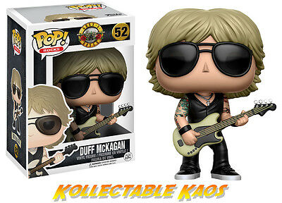 Guns N' Roses - Duff McKagan Pop! Vinyl Figure