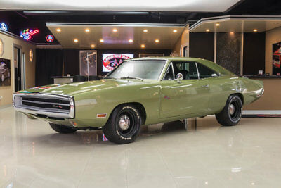 1970 Dodge Charger R/T Rotisserie Restored, R/T! # Matching 440ci V8, 727 Auto, PS, PB, Original Color
