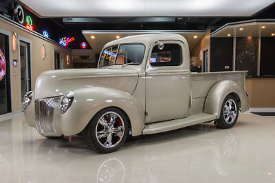 "1941 Ford Other Pickups  Custom Build! Ford 302ci, Ford AOD 4-Speed Automatic, Ford 8"", PS, 4-Wheel PDB!"