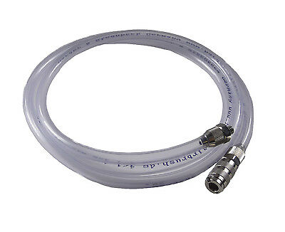 Harder & Steenbeck Hose With Quick Release Coupling To Fit Airbrush Holder