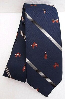 The Smithsonian Institute Tie - Steinway, Stradivarious Cello, Keyed Bugle,drums