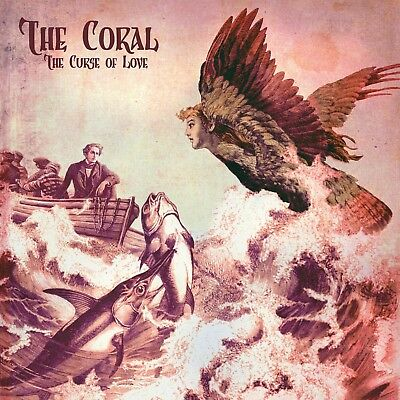 The Coral - The Curse Of Love  Cd Neu