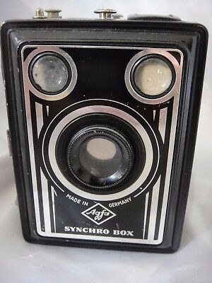 Lovely Vintage AGFA Synchro Box Camera