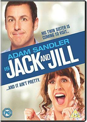 Jack and Jill [DVD] [2012], DVD | 5035822142336 | Good