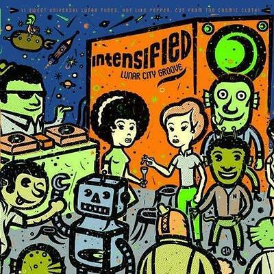 INTENSIFIED * Lunar City Groove LP Neu Ska