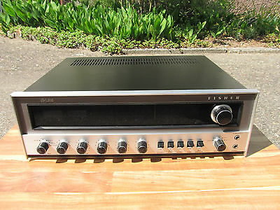 The Fisher 205  Receiver in fine condition