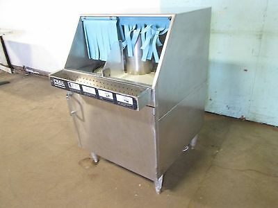 """""""CMA GL-C"""" HD COMMERCIAL (NSF) UNDER COUNTER LOW-TEMP BAR GLASS WASHER 230V 1Ph"""