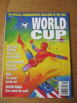 WORLD CUP 1994 Official Tournament brochure 196 pages