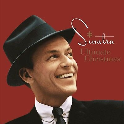FRANK SINATRA Ultimate Christmas DOUBLE LP Vinyl NEW 2017