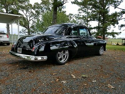 1950 Chevrolet Other Deluxe 1950 Chevrolet Deluxe Coupe LS-3 Art Morrison chassis