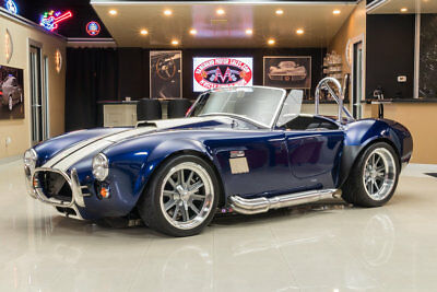 1965 Shelby Cobra  MK4 Factory Five! Ford 5.0L Coyote V8, Tremec TKO500, Wilwood, Independent 8.8