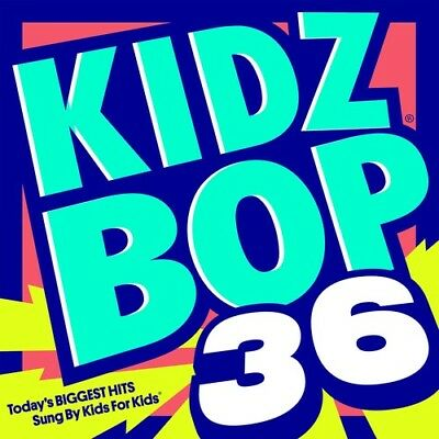 Kidz Bop Kids - Kidz Bop 36 [New CD]