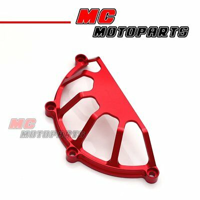 Red Half Billet Clutch Cover For Ducati ST2 ST4 s Multistrada 1000 DS CC45