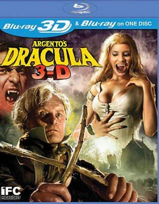 Argento's Dracula (3-D) Used - Very Good Blu-Ray Disc