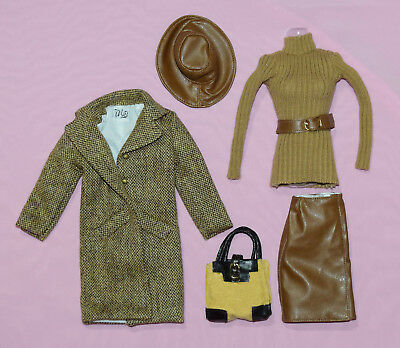 "Tonner 16"" Tyler Wentworth City Tweed Outfit Fits Sydney Brenda Starr"