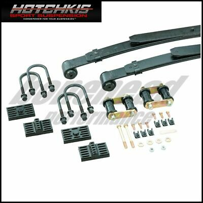 Hotchkis Suspension 2407C Sport Leaf Spring Kit 1967-1969 Camaro 1968-1974 Nova