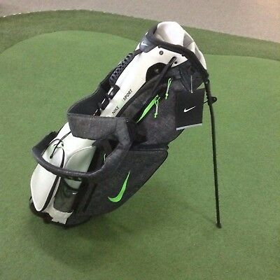 NIKE Air Sport Carry III Stand Bag - Cooler Pocket - Dual Harness Carry Strap