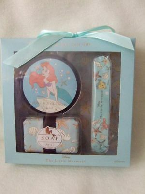 Disney the Little Mermaid Ariel liberty x disney Gift box hand Nail