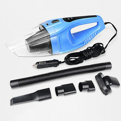 12V 120W Hand Held Wet & Dry Car Auto Vacuum Cleaner Portable Vacuum Cleaning