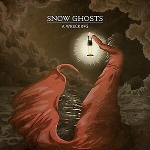 A Wrecking - SNOW GHOSTS [LP]