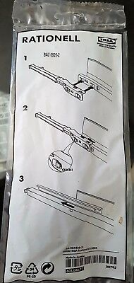 Ikea Rationell Soft Close Drawer Dampers for Blum Glides Brand New Pack of 2