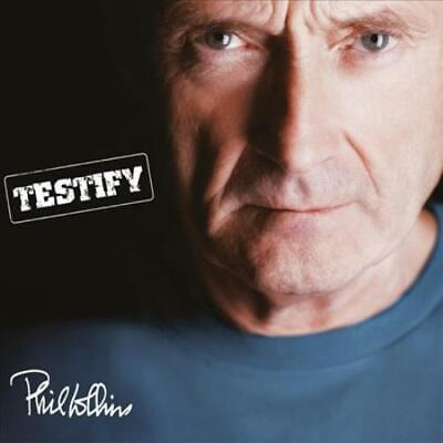 Phil Collins - Testify [Deluxe Edition] [Digipak] New Cd