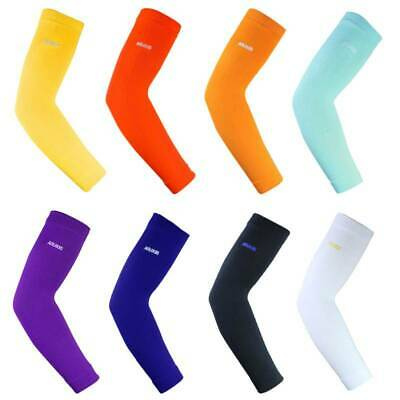 Compression Sports Elastic Fitness Elbow Arm Sleeve Brace Support Pain Relief US