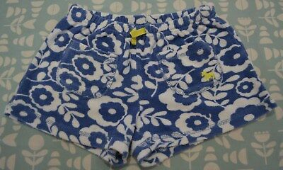 Mini Boden Girls Towelling Shorts - Age 8 Years - Great Condition