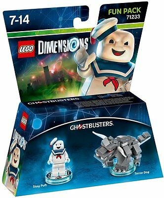 LEGO Dimensions - Ghostbusters Stay Puft Fun Pack (New & Sealed)