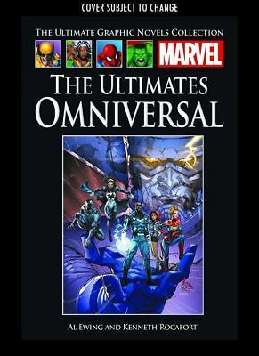 Marvel Graphic Novel Collection Vol 152 The Ultimates Omniversal - Hardcover