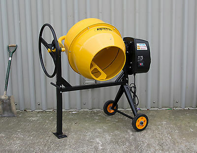 Handy Cement Mixer Electric