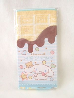 Sanrio Cinnamoroll White Chocolate mini towel NEW
