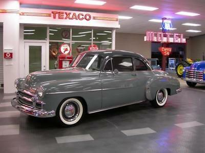 """1949 Chevrolet Bel Air/150/210  1949 Chevrolet Deluxe Coupe Street Rod """"Fuel Injection"""""""