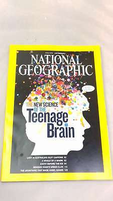 National Geographic Magazine ~ October 2011 ~ The New Science Of The Teenage Bra