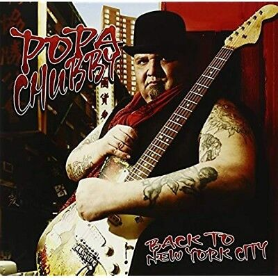 Back To New York City - CHUBBY POPA [LP]