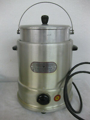 Vintage FARM MASTER Electric PASTEURIZER Sears Roebuck MODEL 13746D 300 Watts
