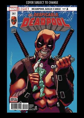 Despicable Deadpool #287A (Legacy) (Wk41)
