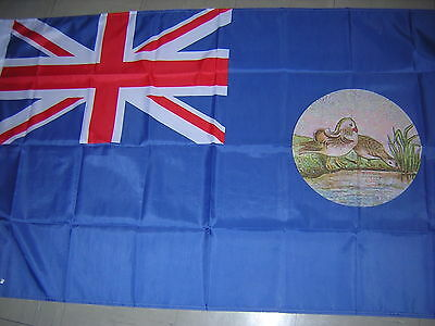British Empire Flag Crown Colony of Weihaiwei 1898-1930 Ensign Shandong China
