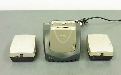 Given (3) DataRecorder DR2C and (1) Given Model-01 DataRecorder 2 Cradle
