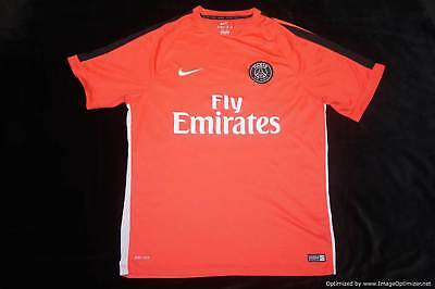 PSG NIKE 2012-2013 Training Football Shirt XLARGE XL