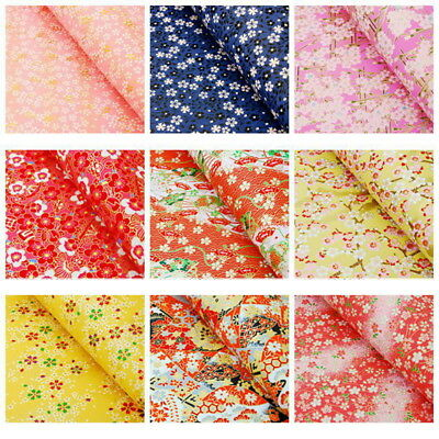 Gracious 10 Sheets/14*14cm/50Pattern Japanese Juzhi Origami Washi Papers